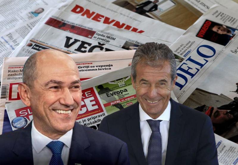 Medijski »blitzkrieg«: Kako si bo Janez Janša do predsedovanja EU podredil večino slovenskih medijev