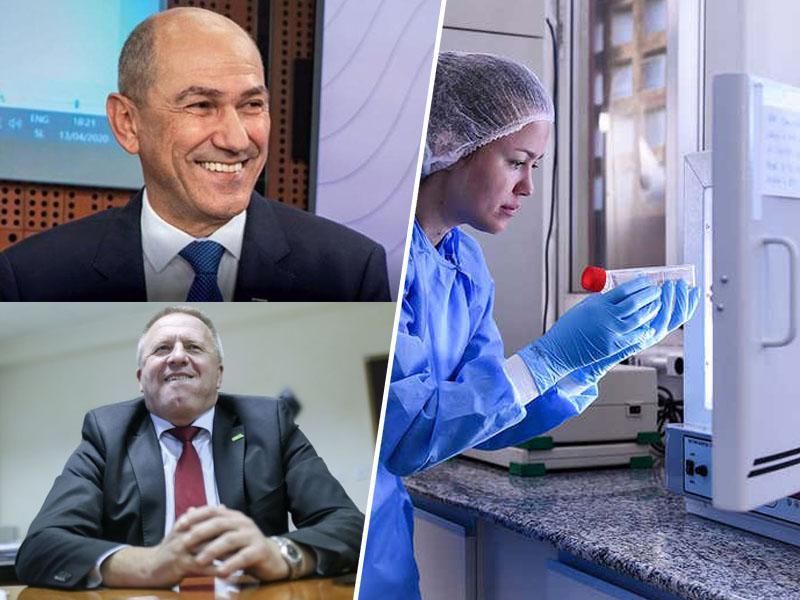 Cepivo zahteva posebne hladilnike. Lahko uganete, kateri bo naslednji velik in dobičkonosen »državni posel«?