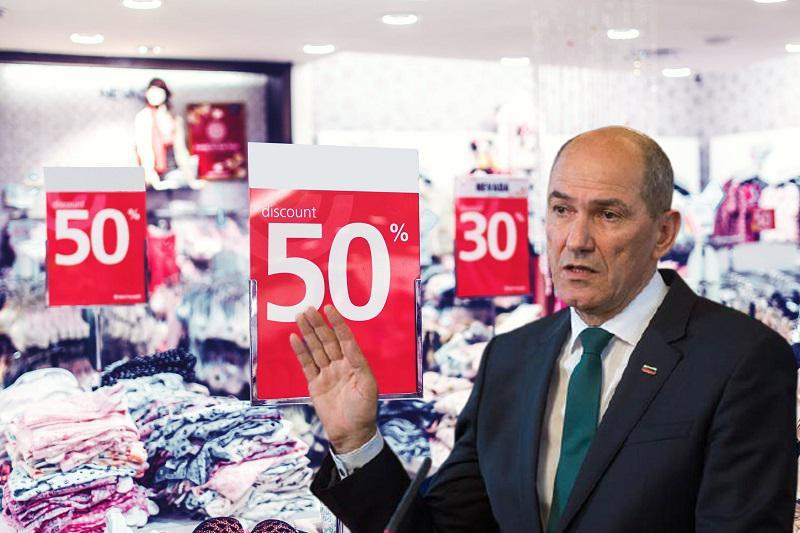 »Prodaja nas kot puloverje«: Spomenka Hribar kritična do Janše, ta pa takoj v napad na zmeraj lojalnega Pahorja