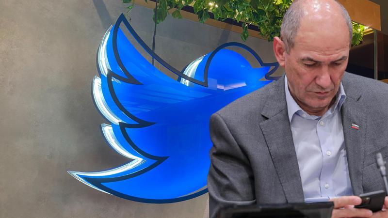 Novost za ljubitelje Twitterja, postal bo »modrejši«: Bo zato tudi kaj manj smeha zaradi Janševih spodletelih tvitov?