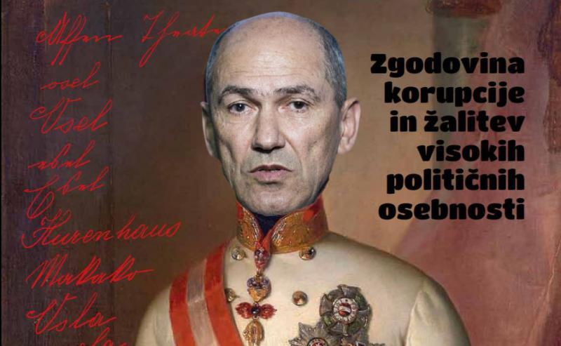 Slovenija, to sem jaz: Kako vladna represija Slovenijo vrača v srednji vek in v čase Habsburškega absolutizma