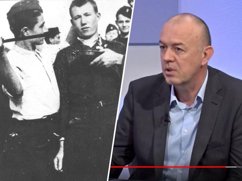 Proustaški izpad na HTV: Jasenovac predstavljen kot »delovno taborišče« s