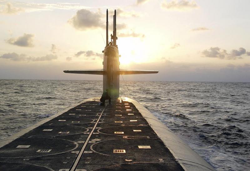 To je razlog, zaradi katerega se ameriške podmornice v hladnem vremenu ne morejo potopiti dovolj globoko
