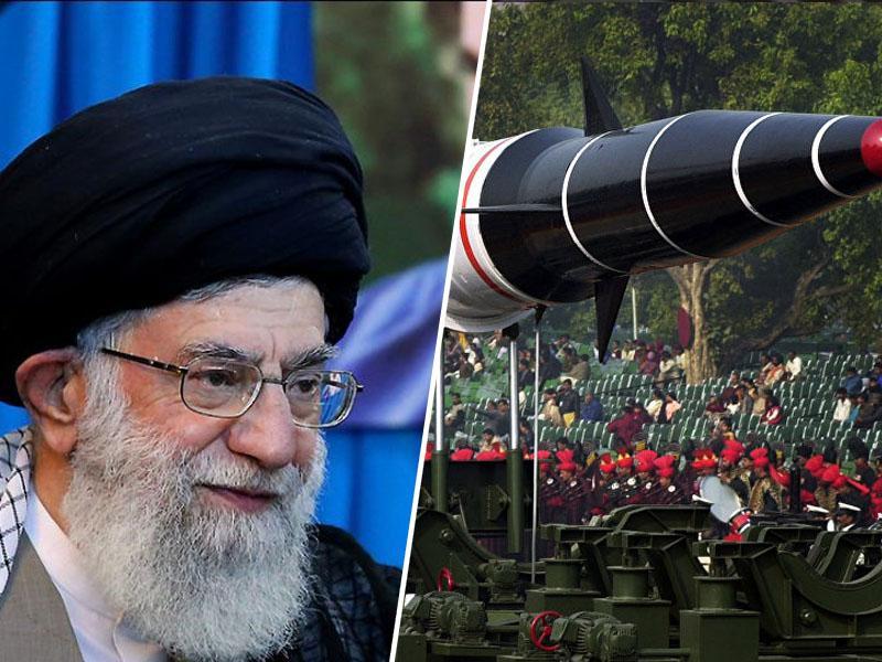 Sporočilo ZDA Iranu: reši vas lahko samo jedrsko orožje