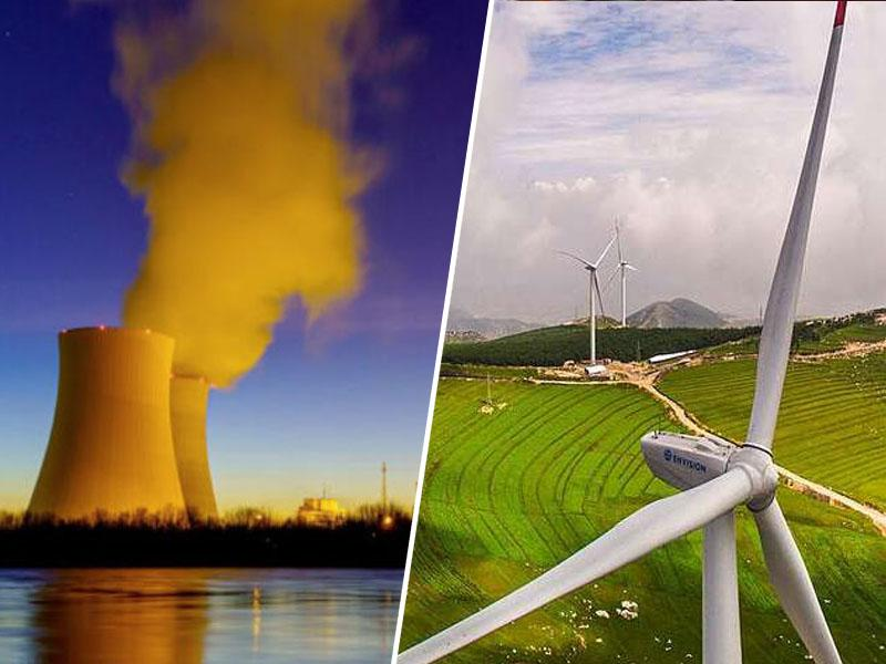 Študija: Jedrska in obnovljiva energija se »ne marata«, izbira prve škodi drugi, Slovenija pa vse bliže drugemu bloku NEK
