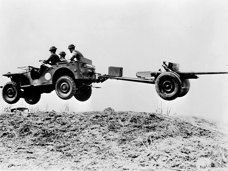 Kako je nastal Jeep – stari oče sodobnih terencev