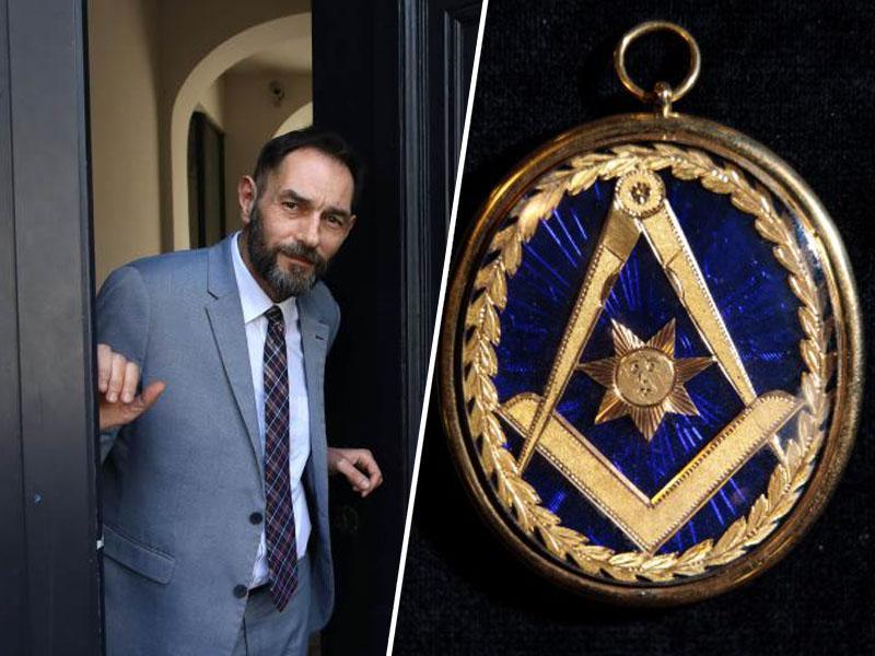 Razkrinkal ga je »kolega«: Generalni državni tožilec odstopil zaradi članstva v prostozidarski loži