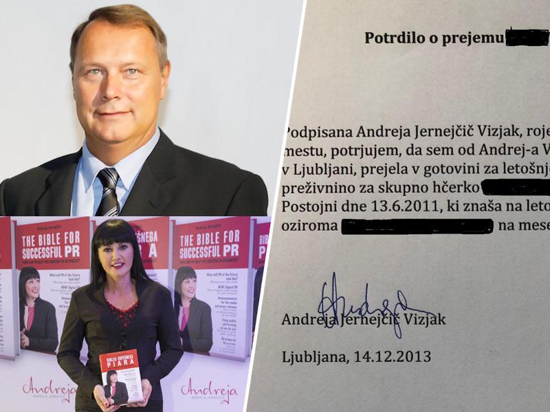 Spodletel poskus »medijskega umora« Andreja Vizjaka: preživnino in davke plačuje, razkrito tudi, kdo širi neresnice