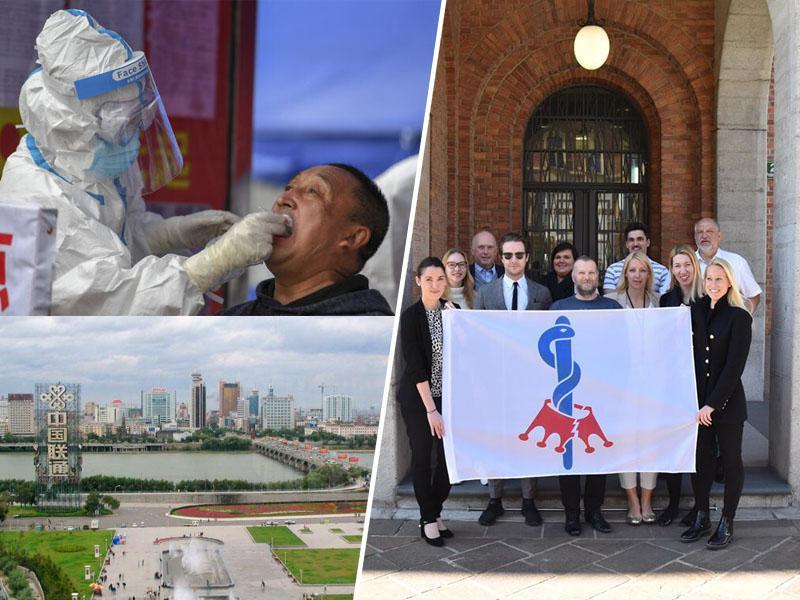 Nevarno: Novi sev virusa na Kitajskem »se obnaša drugače«