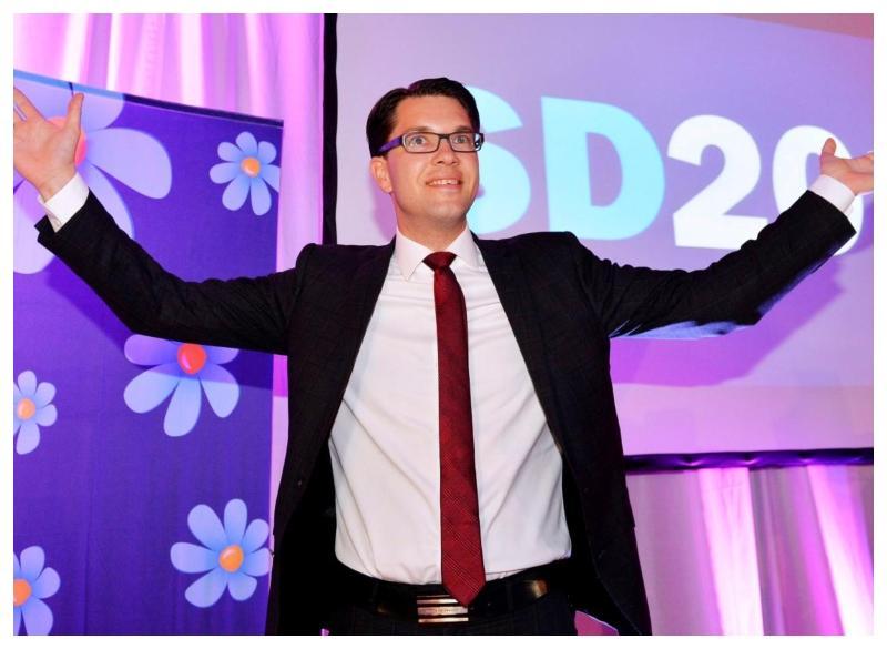 Švedska: oslabljeni socialdemokrati, uspeh desnih Švedskih demokratov