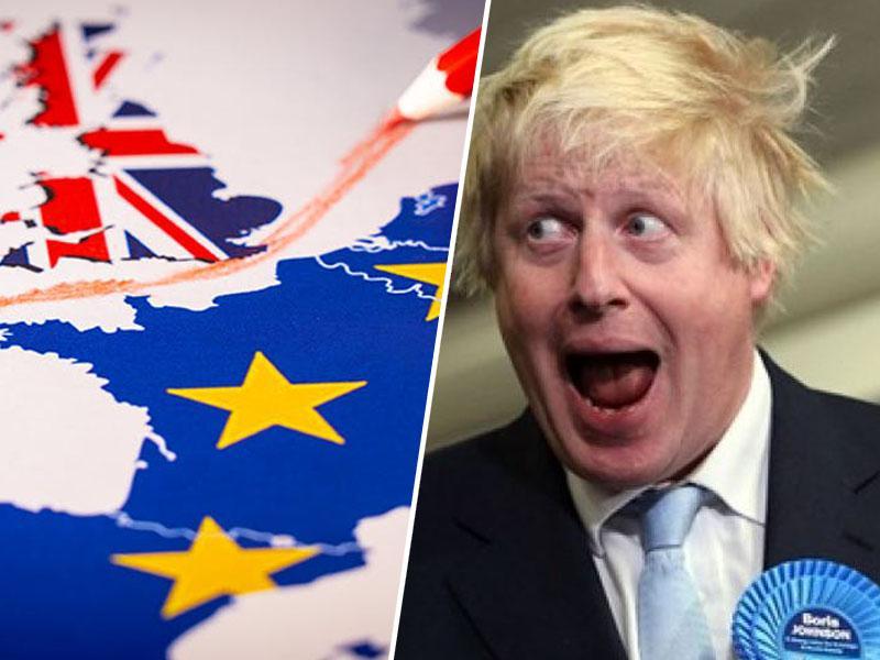 Boris Johnson ima »skrivni načrt« za uresničitev brexita