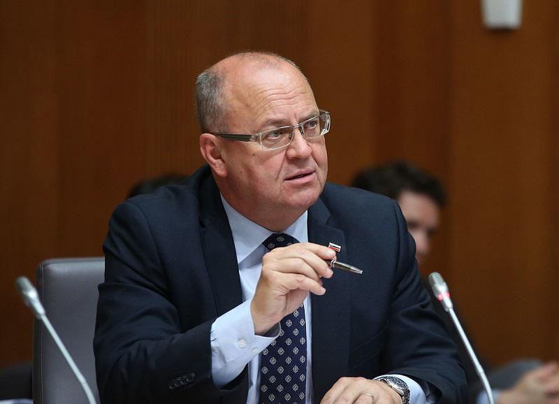 Horvat: NSi je v pogajanjih o koaliciji vsebinsko bližje Janezu Janši