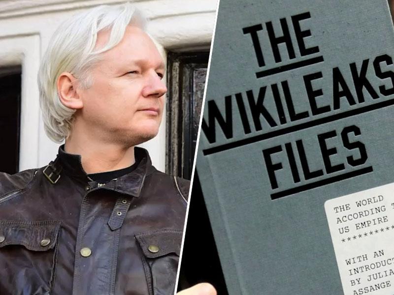 Assange aretiran, velika zmaga za nasprotnike svobode govora