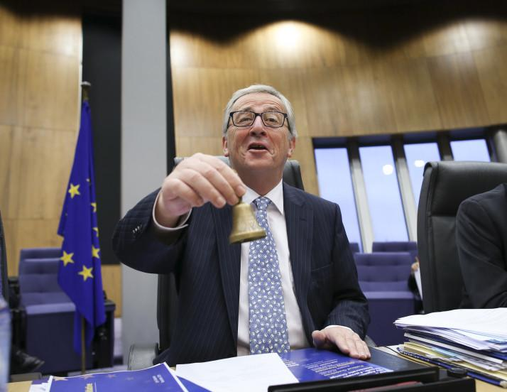 Marinka: »Bruseljske odpravnine da te kap - Juncker 144.000 £. + starostni dodatek prav toliko, Tusk 288.000 £ …«