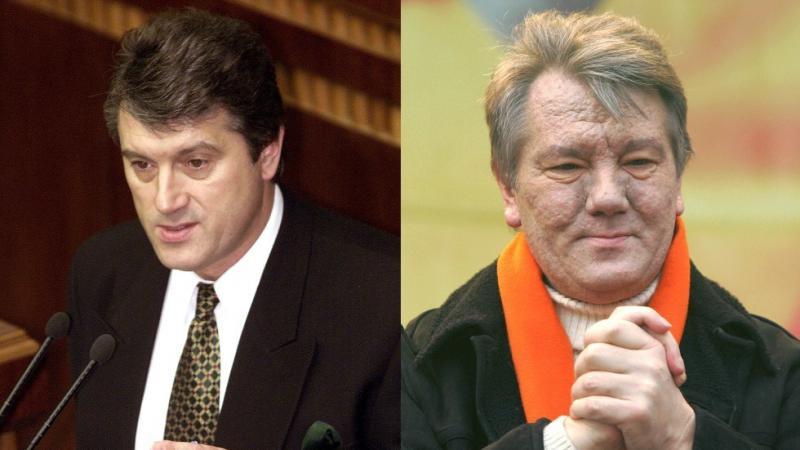 Tožilec: zastrupitev Juščenka, ki je 15 let krojila politično življenje v Ukrajini, se ni nikoli zgodila