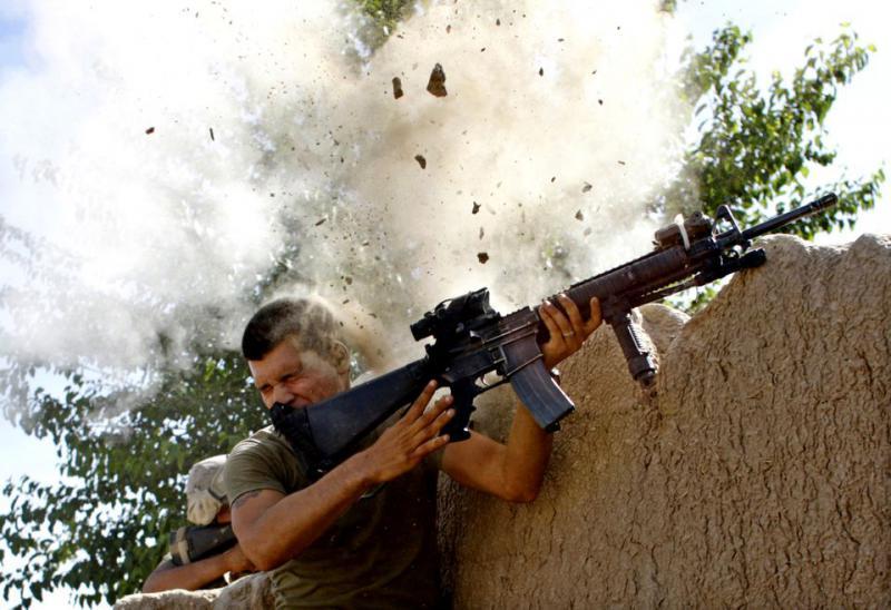 Stroški afganistanske vojne: Kupljena »na kredit«, odplačevale jo bodo naslednje generacije Američanov