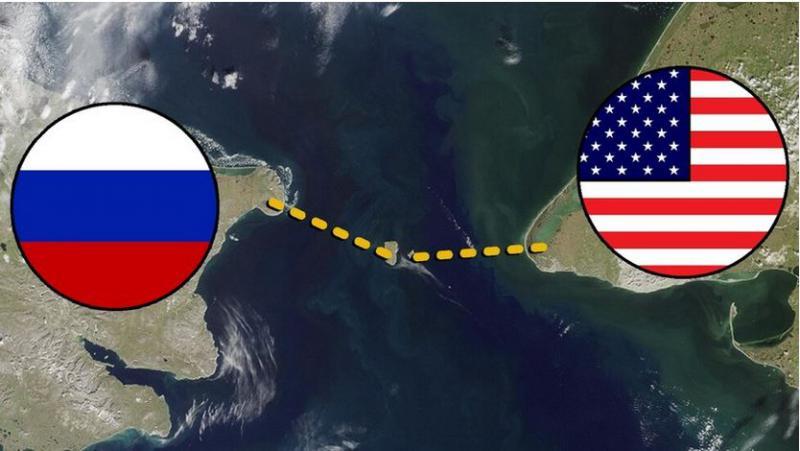 Če bi ta ambiciozen projekt uspel, bi se iz Rusije v ZDA danes lahko peljali z avtom