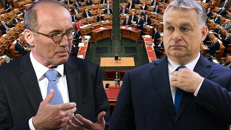 Otmar Karas: če bo Orban nadaljeval z blokado evropskega proračuna, je treba Fidesz izključiti iz Evropske ljudske stranke