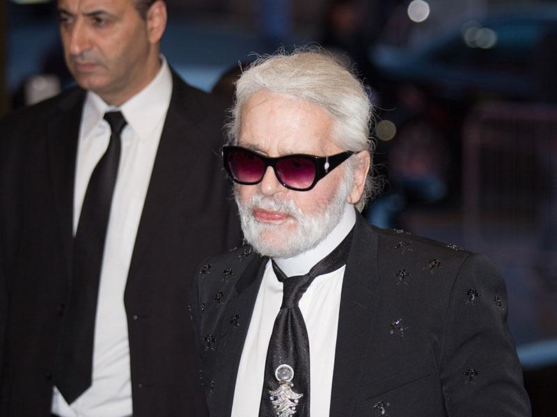 Karl Lagerfeld praznuje 85 let