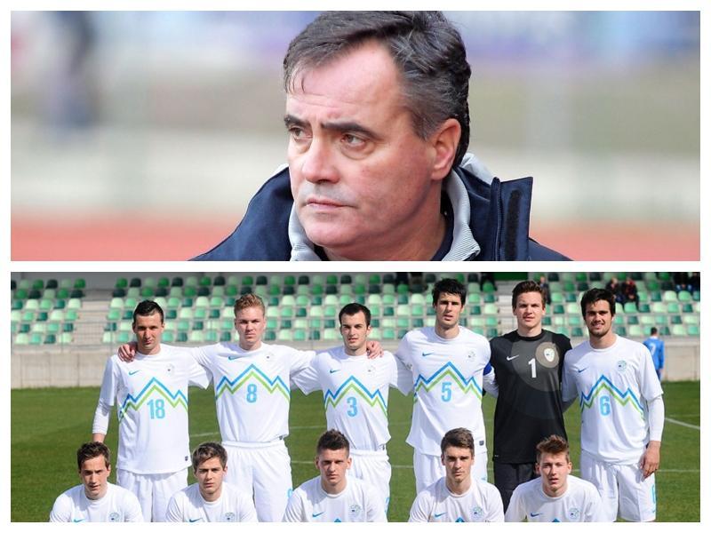 Kavčič si na tekmi z reprezentanco Cipra želi