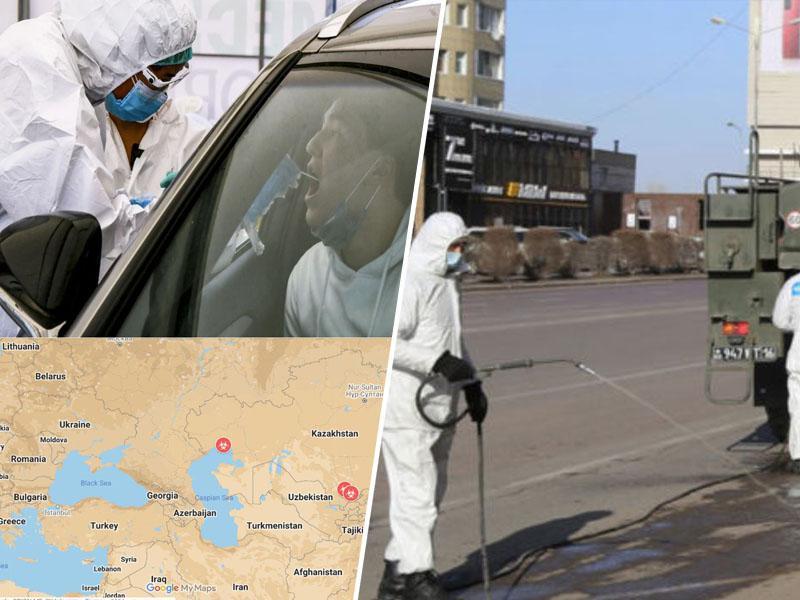 Saj ni res, pa je: Kitajska opozarja pred novo, kazahstansko pljučnico, še smrtonosnejšo od Covida-19