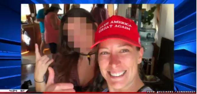 »Nevihta je tukaj!« Kdo je ženska ubita v ameriškem kongresu: veteranka zračnih sil, ki je oboževala Trumpa