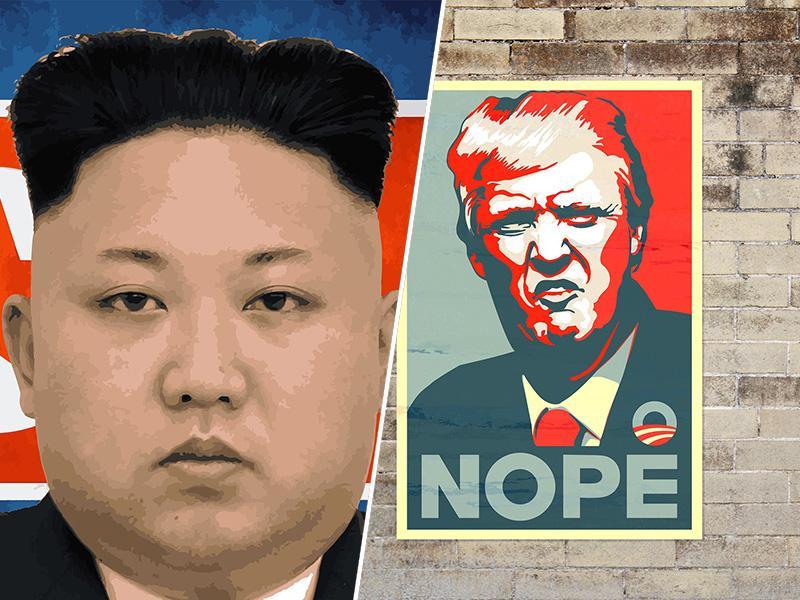 Pogajanje ZDA in Severne Koreje je premaknjeno z odra v zakulisje