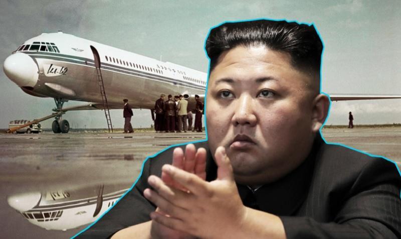 Zakaj Kim Džong Un leti z zastarelim ruskim letalom?