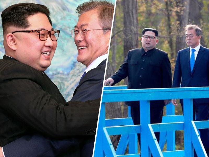 Naslednji vrh Severne in Južne Koreje septembra v Pjongjangu