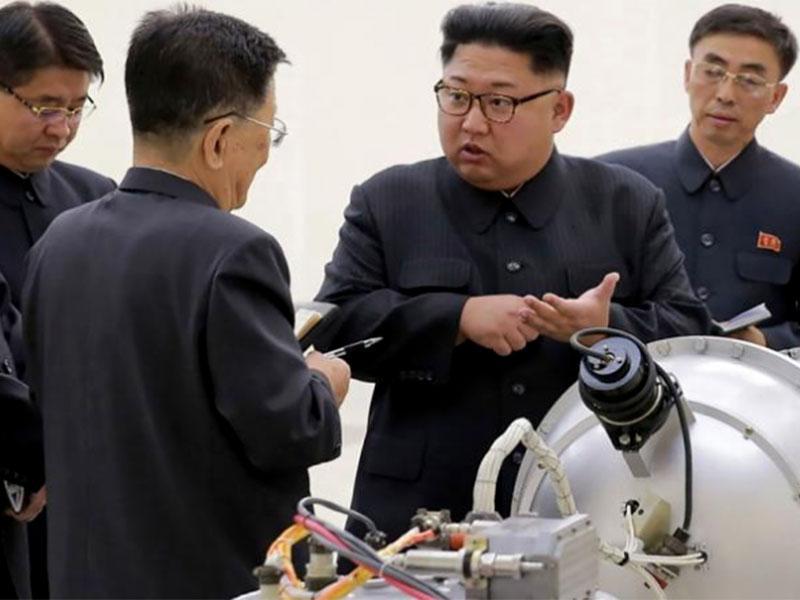ZDA tehtajo načrt, po katerem bi Severno Korejo lahko »sprejele kot jedrsko silo«