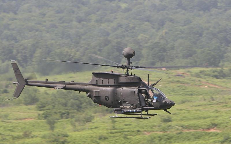 ZDA podarile Hrvaški nova vojaška helikopterja - pod pogojem, da več ne kupujejo ruskih