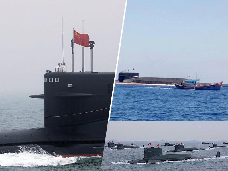 Bizarno: ribiči v svoje mreže »ujeli« jedrsko podmornico