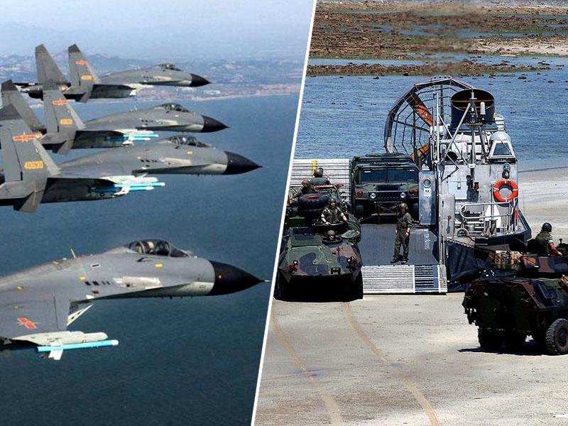 Nevarne vojaške igre: Američani zgroženi, ker bi lahko izgubili vojno s Kitajsko in Rusijo