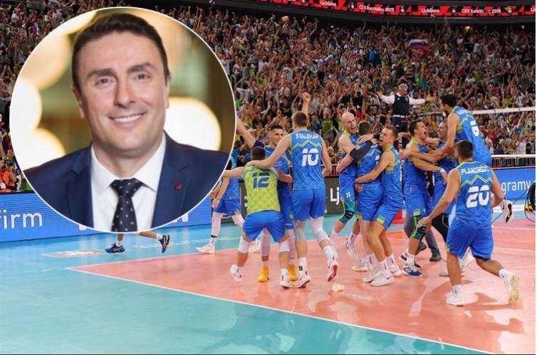 Slobodan Šarenac: »In koliko Srbov imate v ekipi tokrat?«