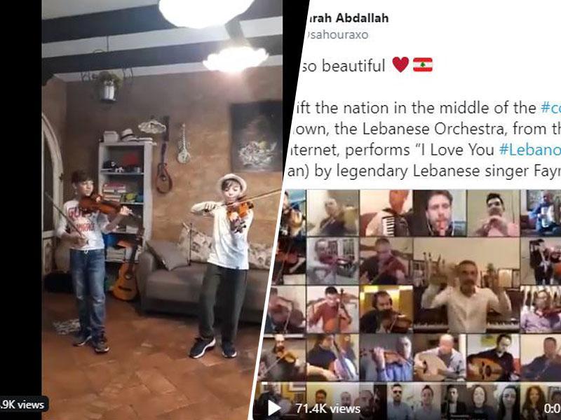 Z glasbo in koncerti od doma v boj proti koronavirusu