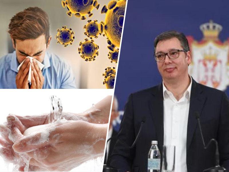 Koronavirus je »smešen«, zaradi njega je zdaj »za ženske pravi trenutek za šoping v Italiji«, sporoča srbski zdravnik