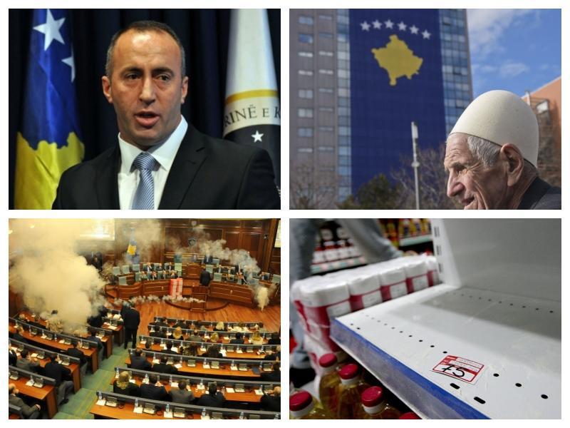 ZDA zaradi uvedbe 100-odstotnih carin Srbiji in BiH zagrozile s sankcijami Kosovu