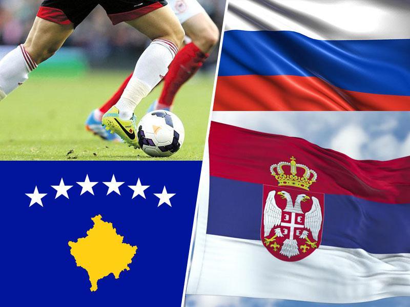UEFA in »reprezentance v sporu«: Srbija in Rusija ne bosta igrali s Kosovom
