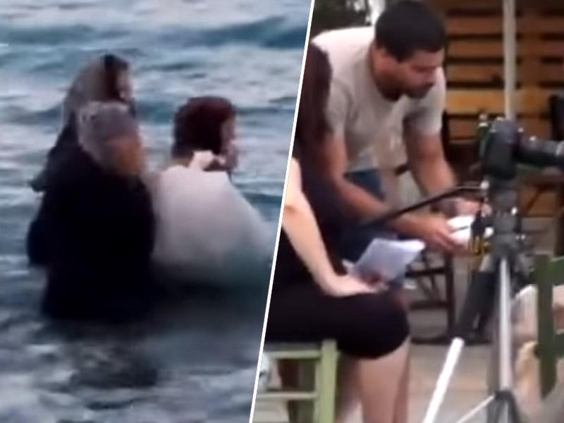 Ali so na Kreti zaigrali utapljanje migrantov?