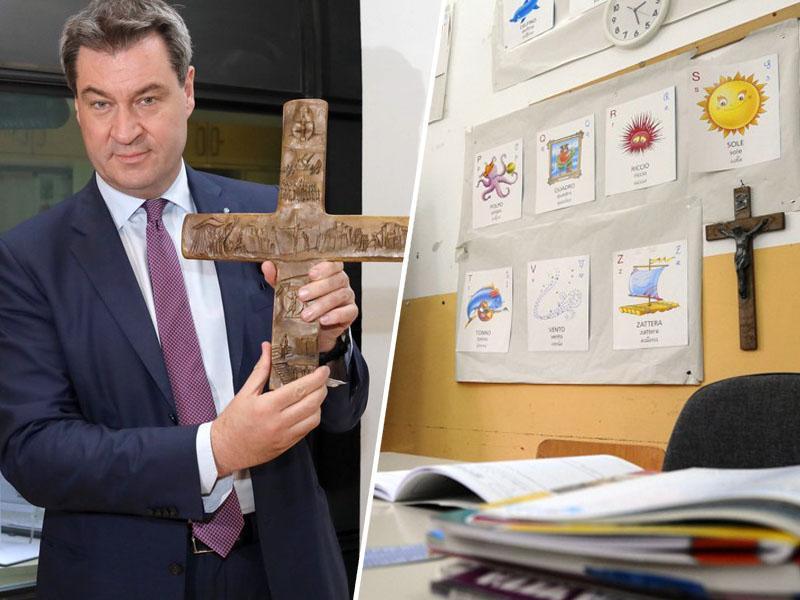 Sodišče EU: Delodajalci imajo delavcem pravico prepovedati nošenje političnih, filozofskih ali verskih simbolov