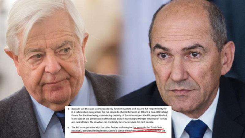 Razkrivamo: Vlada zavaja in podtika, Kučanov dokument iz leta 2011 lažno prikazuje kot Sloveniji pripisan »non-paper«