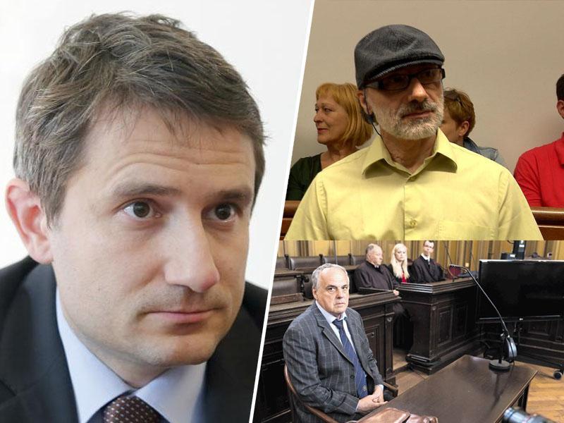 Odvetnik Miha Kunič: »Trenutno vsi dokazi kažejo, da je dr. Novič ubil dr. Jamnika!«