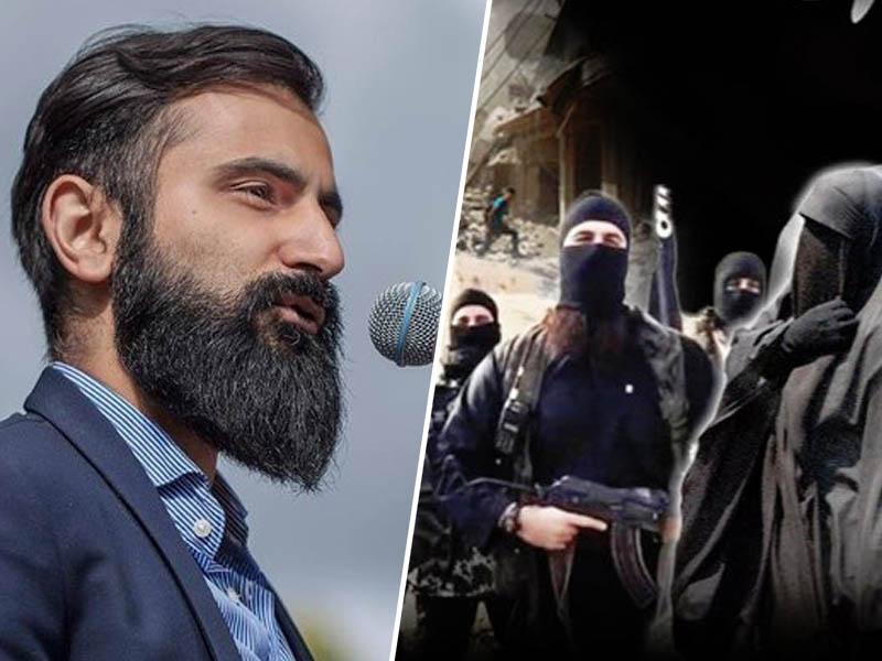 Švedski poslanec: »Postali smo, kar je bila Argentina za naciste, neveste džihadistov pa naj strohnijo tam, kjer so«