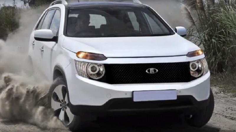 VIDEO: Kako bo izgledala nova Lada Niva 4x4 NG