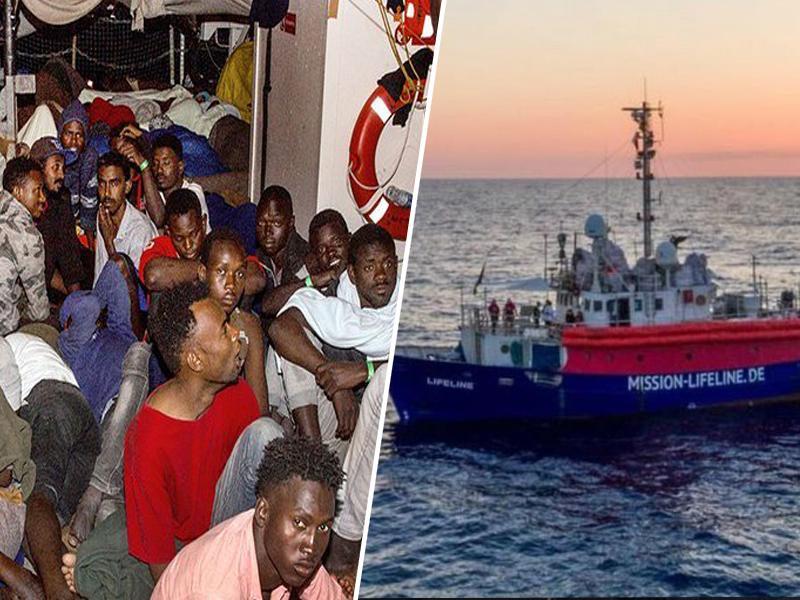 Evropski parlament zavija v desno: desne stranke blokirale boljše reševanje beguncev v Sredozemlju