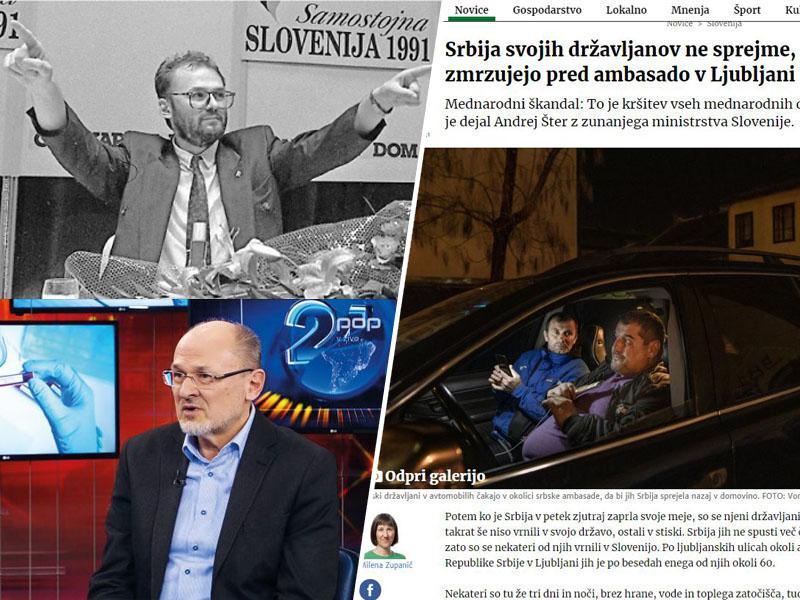 Neresnice uradnega »govorca vlade«: Kako so Jelko Kacin in slovenski mediji zavajali javnost o »ujetih Srbih«