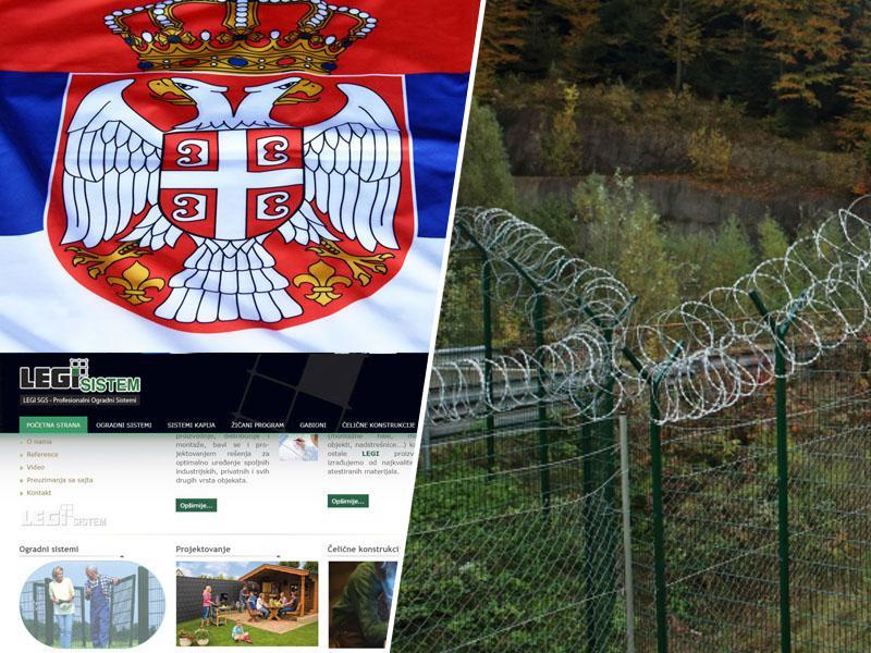 Do bratstva in enotnosti preko javnega razpisa: Slovenijo in Hrvaško bodo z ograjami razmejili - Srbi