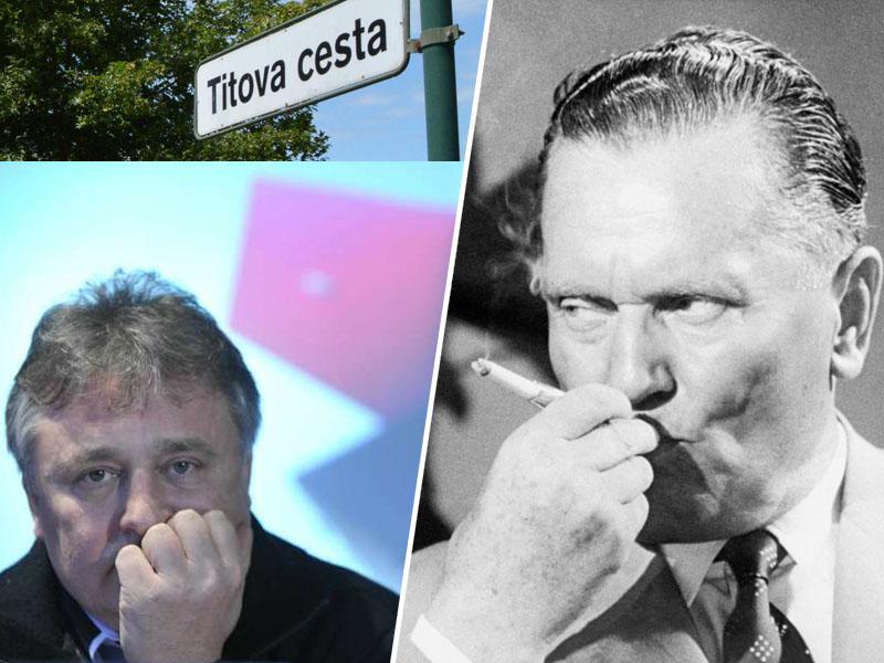 Vrnitev odpisane Titove ceste v Radencih: ustavno sodišče upravičeno zadržalo samovoljno odločitev Romana Leljaka