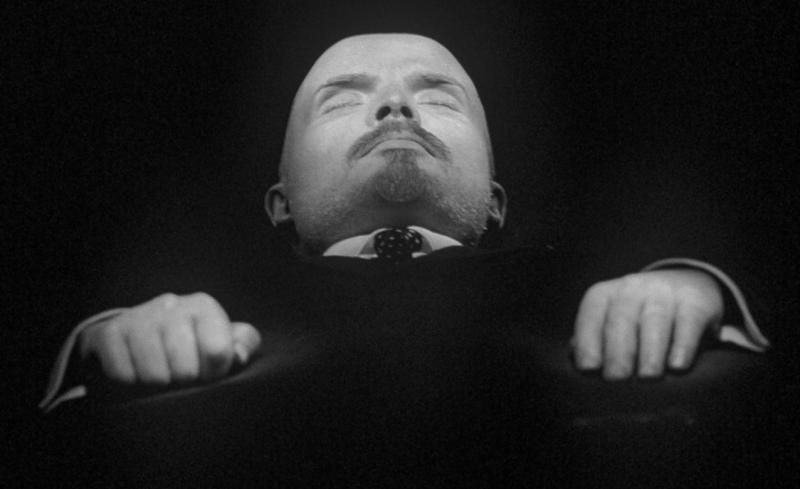 Reševanje tovariša Lenina (oziroma njegovega trupla)