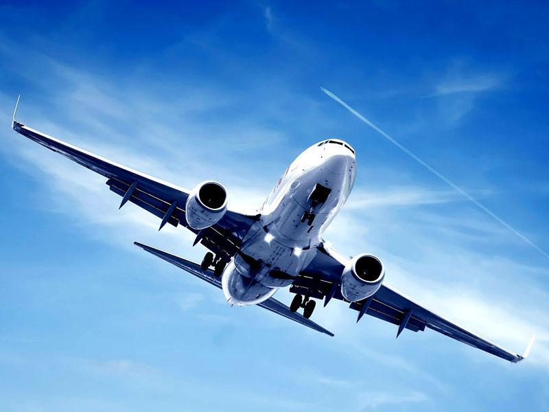 Zaradi globalnega segrevanja prizemljenih vse več letalskih potnikov